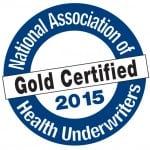 2015 Gold Cert logo