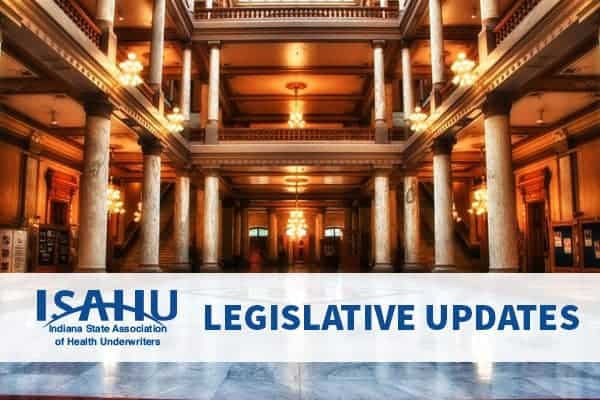 ISAHU Legislative Updates