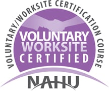 NAHU Voluntary Worksite Certified