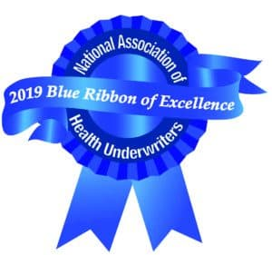 2019 Blue Ribbon of Excellence