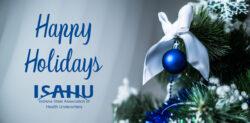 ISAHU Holiday Banner